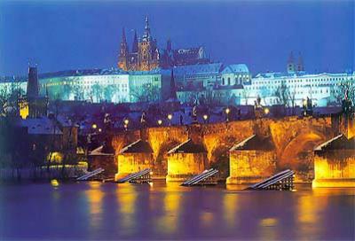 Arany Prága - Prága, Telc