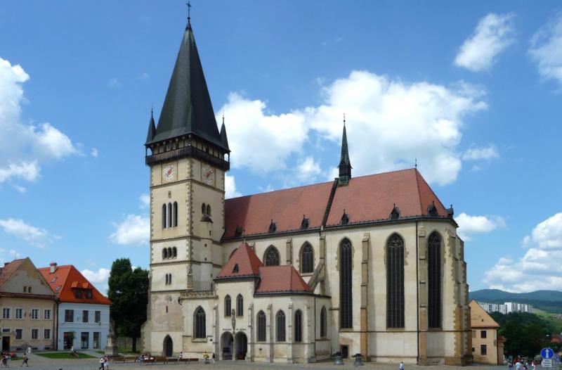 Világörökségek Szlovákiában