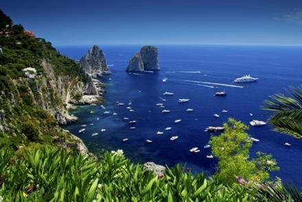 Róma - Nápoly - Sorrento - Capri (végig autóbusszal)