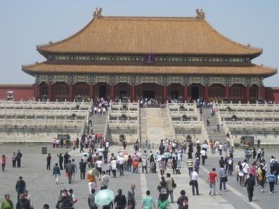 Óriás körút Kínában II. (18 nap)
