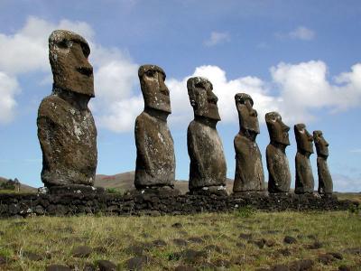 Chile, a misztikus Húsvét-sziget - Argentína - Paraguay - Brazília -Uruguay-i látogatással