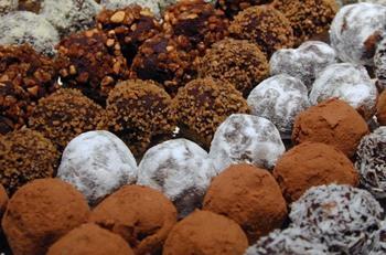 Csokoládé Vásár/Csokigyár - Parndorf