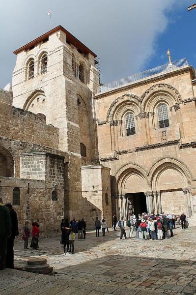 Izraeli körutazás  jeruzsálemi szállással