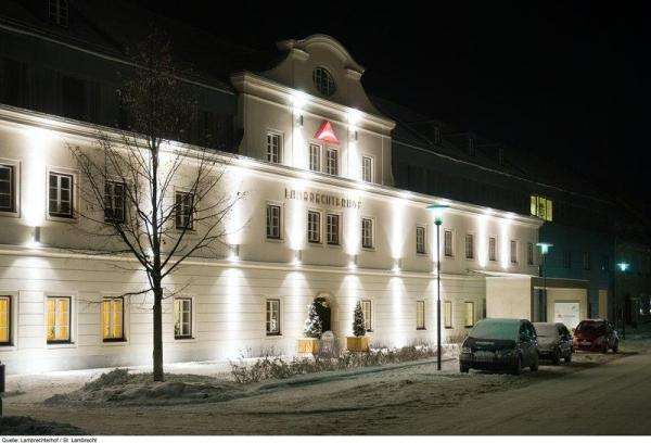 Naturparkhotel Lambrechterhof ****