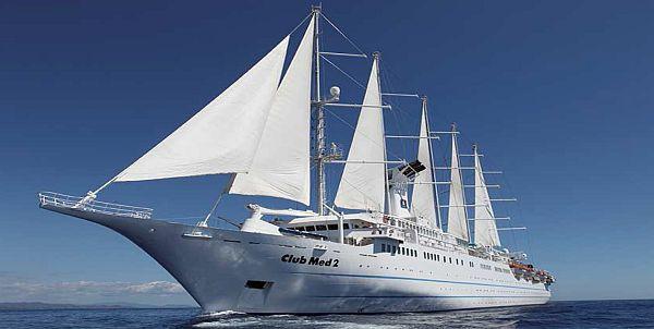 Club Med 2 Vitorláshajó  - A legexkluzívabb All Inclusive