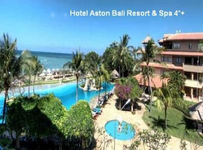 7 éj nyaralás Balin (repülőjegy nélkül) - Aston Bali Resort & Spa ****+