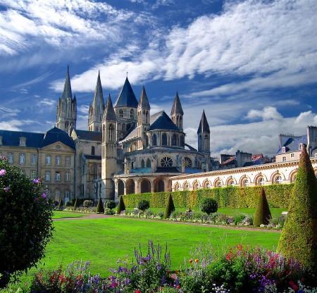 6. Caen, Hódító Vilmos, Bayeux