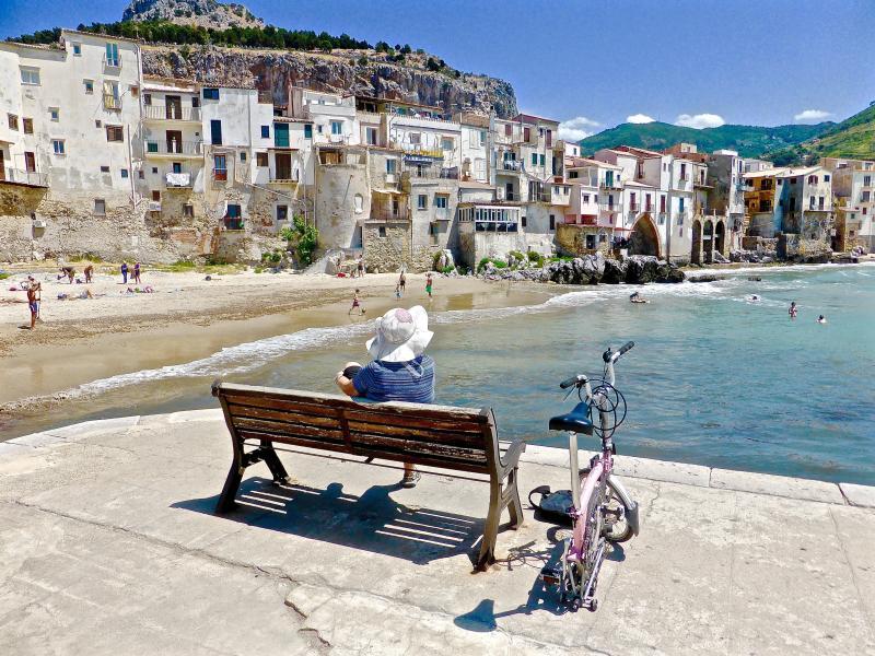 Szicília - A nap szigete  - repülővel
