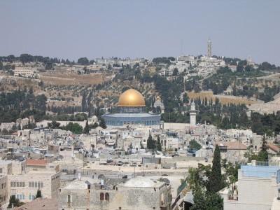 Körutazás Izraelben és Petrában