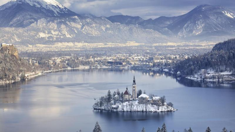 Szilveszter Szlovéniában