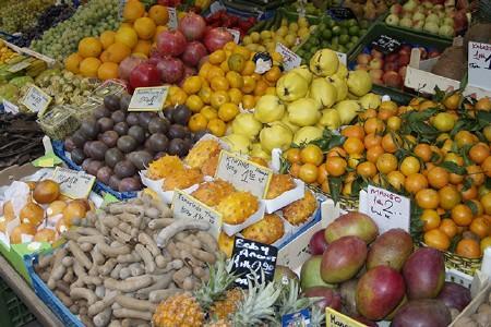 Bécs és a Naschmarkt piac