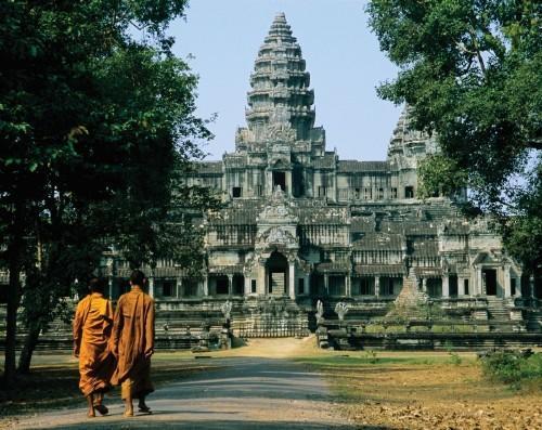 Kambodzsa - Thaiföld