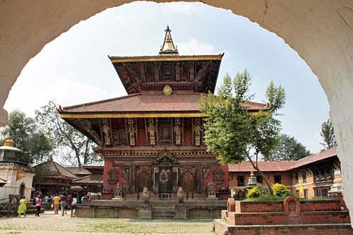 Nepál - Tibet - Bhután