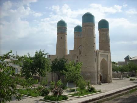 Üzbegisztán 2018