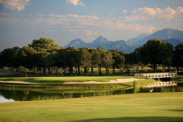 Gloria Golf Resort ***** - green fee