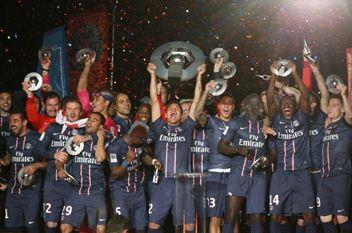 Paris Saint Germain (PSG) mérkőzések - PÁRIZS