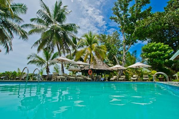 Seychelle-szigetek - Indian Ocean Lodge ***