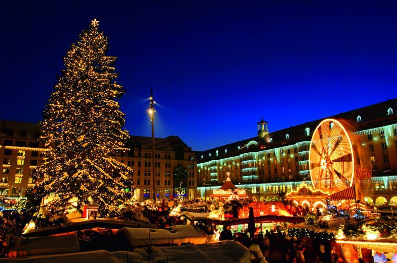 Drezda, Meissen és Chemnitz adventkor