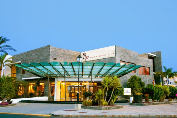 Spanyolország - Hotel The Mirador Papagayo ****