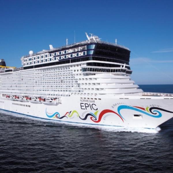 NCL Epic - Nyugat-karibi hajóút