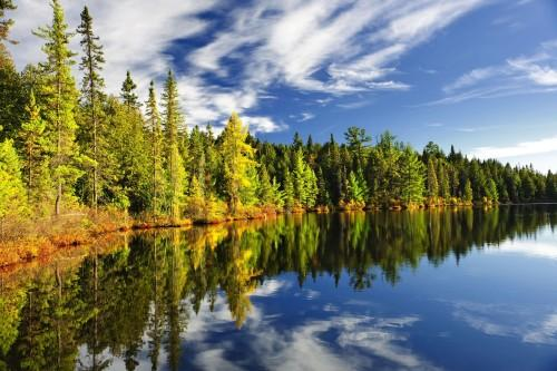 Kanada keleti tájain