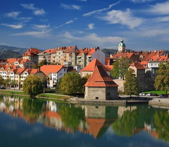 Dráva gyöngye és orchideák: Maribor - Dobronak