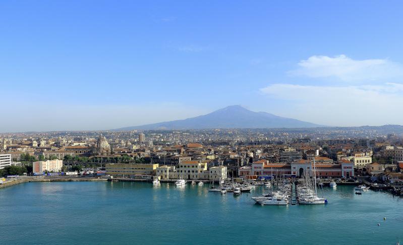 Hosszú hétvége Taorminában