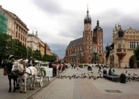 Kalandozás Dél-Lengyelországban