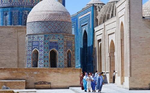 Óriáskörút Közép-Ázsia 5 meseszép országában