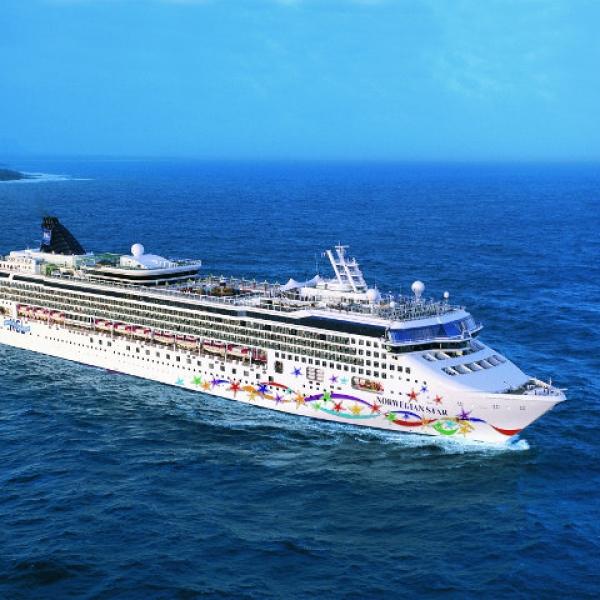 NCL Star - Adriai partvidék és Görögország