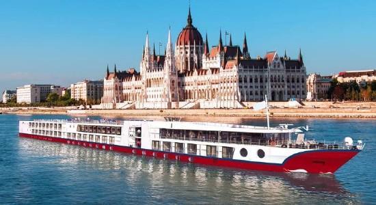 Budapest - Passau - Budapest csoportos hajóút magyar idegenvezetéssel