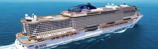 MSC Seaside - Karibi varázslat