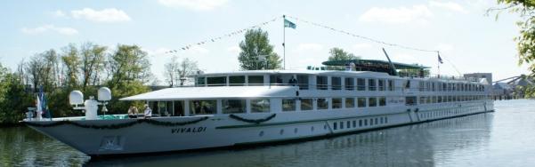 Folyami hajóút - A Vaskapu-szoros - MS Vivaldi