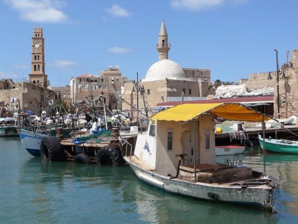 Három tenger partjai közt, nagy körutazás Izraelben ***
