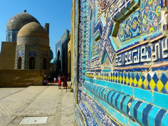 Körutazás a Selyemút mentén Üzbegisztánban