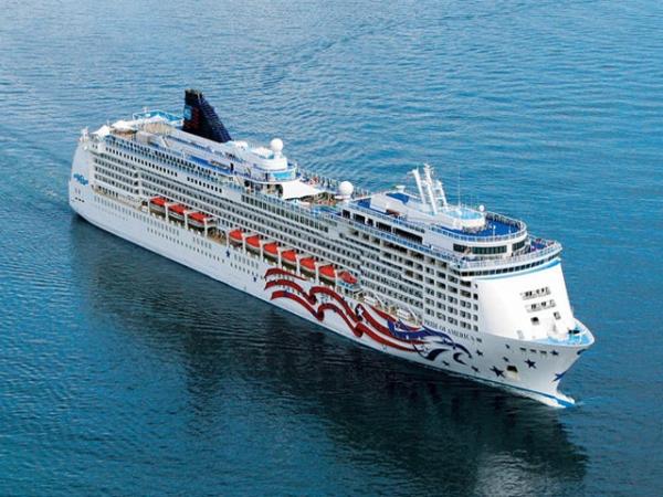 NCL Pride of America - Hawaii-szigetek hajóút