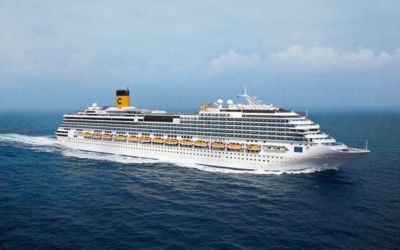Csoportos hajóút - Kanári-szigetek és Madeira - Costa Pacifica