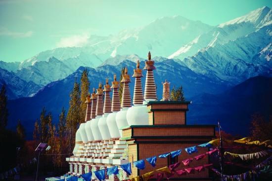 Észak-India - Kasmír - Kis-Tibet