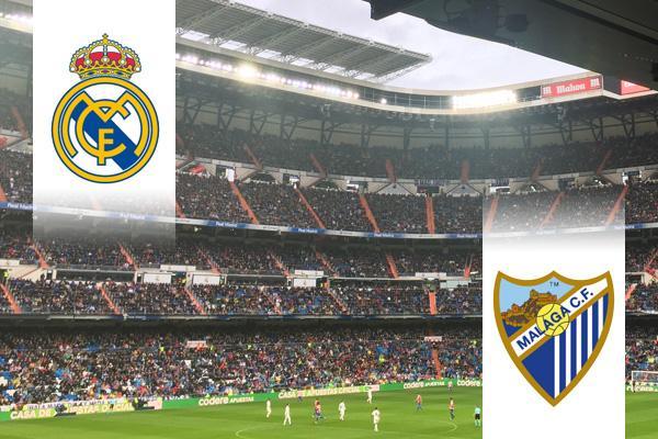 Real Madrid - Málaga repülős út