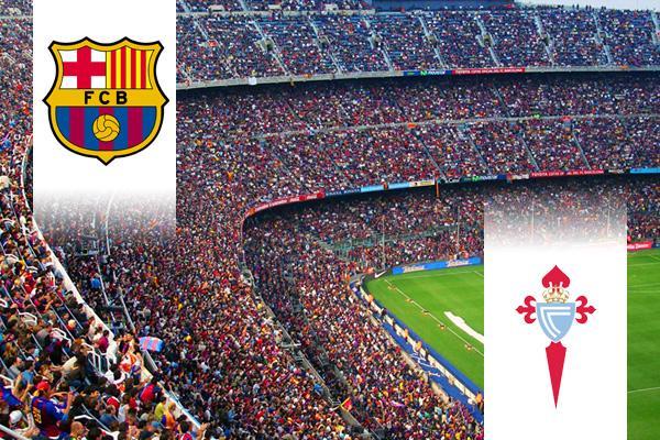 FC Barcelona - Celta Vigo repülős út