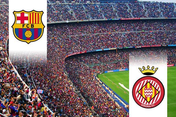 FC Barcelona - Girona repülős út
