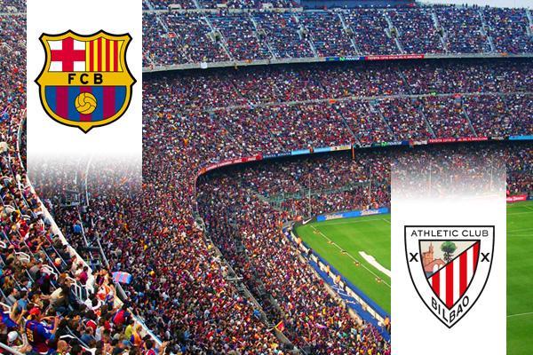 FC Barcelona - Bilbao repülős út