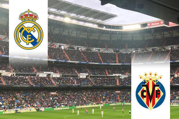 Real Madrid - Villarreal repülős út