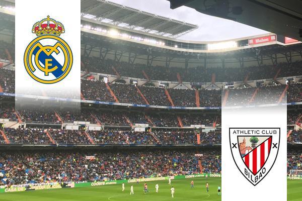 Real Madrid - Bilbao repülős út
