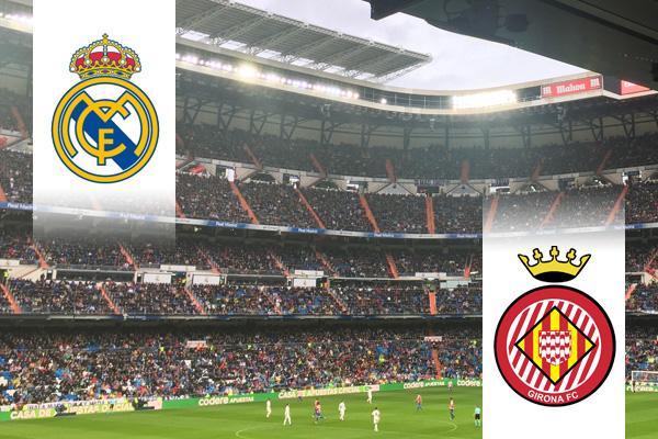 Real Madrid - Girona repülős út