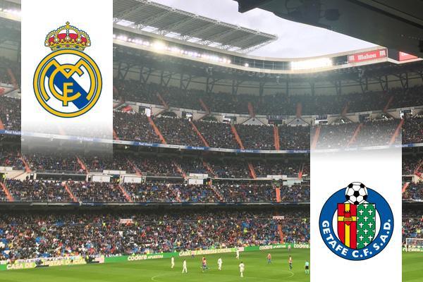Real Madrid - Getafe repülős út