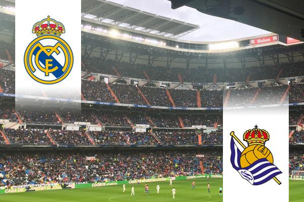 Real Madrid - Real Sociedad repülős út
