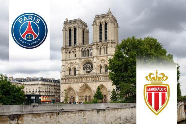 Paris Saint-Germain - AS Monaco repülős út