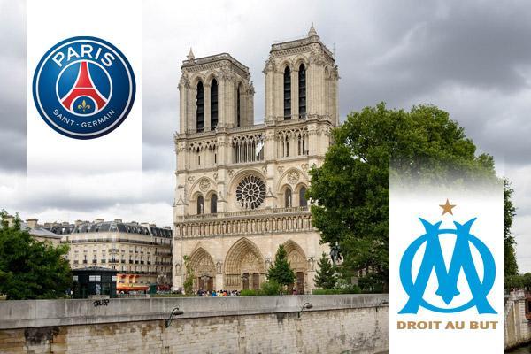 Paris Saint-Germain - Olympique de Marseille repülős út