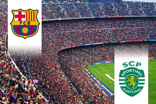FC Barcelona - Sporting BL repülős út